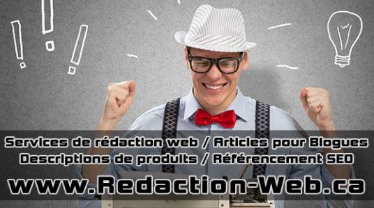 La rédaction internet aidera grandement au référencement naturel de votre page web